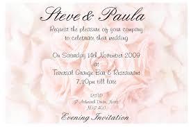 affordable wedding invitation wording invitation templates