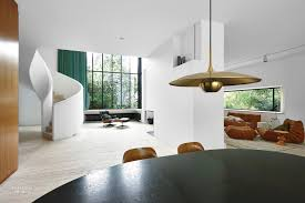 1930 Homes Interior by B Architecten Draws On Modernist Archetypes For Remodel Of 1930 U0027s