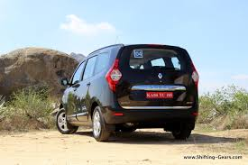 maruti renault renault lodgy review shifting gears