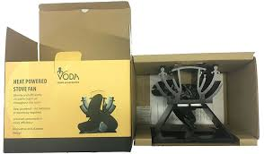 12 5cm height heat powered stove fan special for small space wood