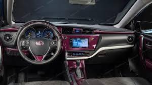 2011 toyota corolla accessories toyota 2011 2014 interior dash kit with oem wood 37 pcs
