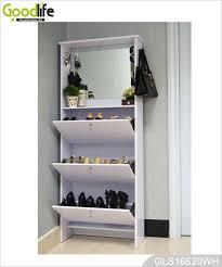 armadi per scarpe stile ikea funzione multipla armadio di stoccaggio di legno per scarpe