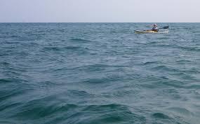 circumnavigating monomoy wind against current