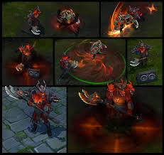 league of legends halloween skins infernal nasus prepares to ascend league of legends