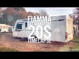Fiamma Caravanstore Rollout Awning Fiamma Caravanstore 20 Second Time Lapse Youtube