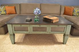 chalk paint coffee table coffee table painted with chalk paint coffee table designs
