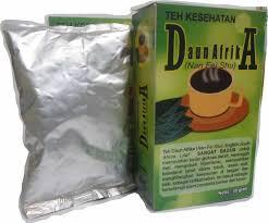 Teh Afrika teh kesehatan daun afrika herbalindonesiaterpercaya