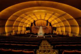 Radio City Floor Plan by Typology Cinemas Thinkpiece Architectural Review