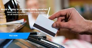 Sle Of Credit Card Statement by Home Standard Bank International