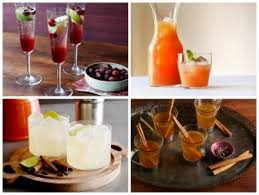 best thanksgiving cocktails drinks food network thanksgiving