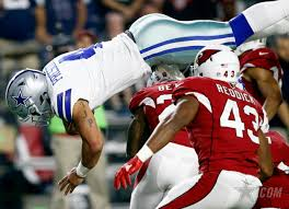 Nfl Tv Map Week 3 Week 3 Cowboys Vs Cardinals Dallas Cowboys
