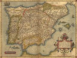 Maps Spain by Map Spain