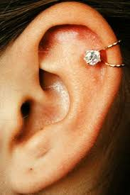 diamond cartilage piercing 105 best piercings images on piercing tattoo piercing