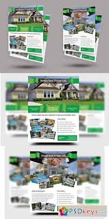 real estate flyer templates 227921 free download photoshop