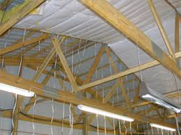 Ceiling Insulation Types by Metal Building Insulation Retrofit Insulation Materials