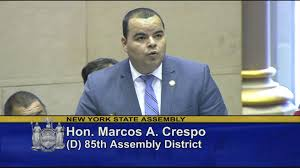 new york state assembly marcos a crespo