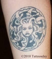 tattoosday a tattoo blog melinda u0027s medusa