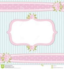 shabby chic wallpaper border vintage floral frame with roses in