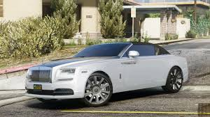 cars rolls royce 2017 2017 rolls royce dawn add on replace gta5 mods com