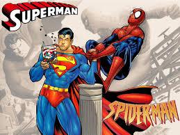 spiderman superman dreager1 u0027s blog