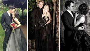 avril lavigne black wedding dress alternative wedding dresses worn by the wedding shoppe