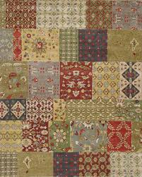 rugsville patch work wool rug 10550 rugsville com