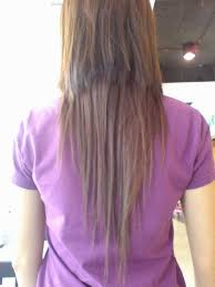 long v cut layered hairstyles long layered v cut haircuts back