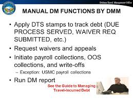 usmc dts help desk defense travel management office office of the under secretary of