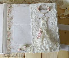 wedding photo albums online album photo wedding lace white flowers shop online on
