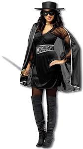 bandit costume female zorro costume miss zorro costume