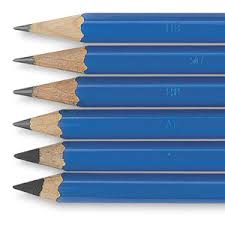 staedtler lumograph drawing and sketching pencils blick art