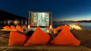 Outdoor Cinema Botanical Gardens Beautiful Outdoor Cinemas Cnn Travel
