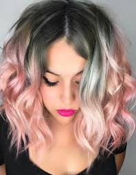 how to achieve dark roots hair style 26 pretty blush hair colors with shadow roots 2017 2018 roots