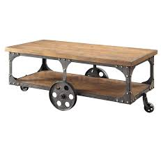 distressed ionic capital coffee table home design ideas and pictures