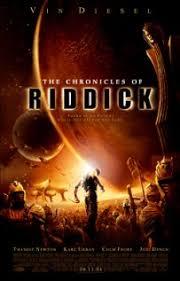 Truyền thuyết về Riddick The Chronicles Of Riddick 2004