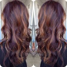 light mahogany brown hair color with what hairstyle 10 mahogany hair color ideas ombre balayage hairstyles 2018
