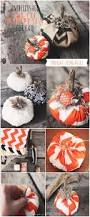 halloween fabric crafts unique diy pumpkin crafts for fall decoration listing more