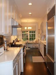 narrow galley kitchen ideas picturesque kitchen best 25 small breakfast nooks ideas on