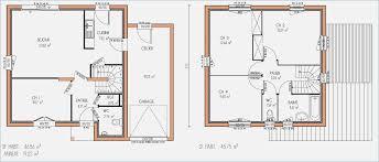plan de maison gratuit 3 chambres plan maison etage 4 chambres gratuit mobokive org