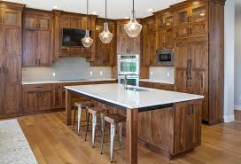 what color countertops with walnut cabinets knotty walnut kitchen traditional kitchen other by