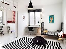 chambre style nordique design interieur chambre scandinave enfant style nordique noir
