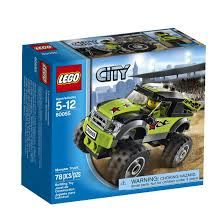 monster truck shows ontario amazon com lego city great vehicles 60055 monster truck toys u0026 games