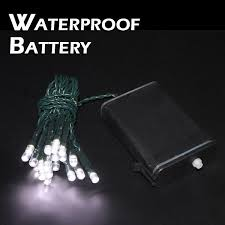 lights outdoor battery operated xmasdirect co uk