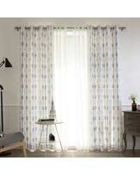 84 Inch Curtains On Sale Now 10 Home Mix Match Curtains Arrow Print
