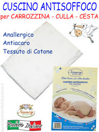 cuscino antisoffoco cuscino antisoffoco culla carrozzina cm 31 x 21 1100