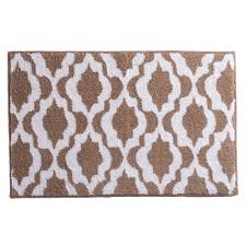 Reversible Bath Rugs And Country Luxury Cotton Reversible Bath Rug