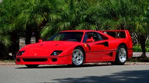f40 auction 1989 f40 s77 monterey 2015