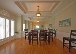 Tray Ceiling Dining Room - is your tray ceiling giving away your age the decorologist