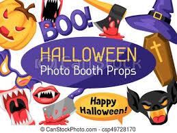 photo booth accessories vectors illustration of photo booth props accessories