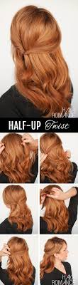 hair tutorials for medium hair 30 most flattering half up hairstyle tutorials to rock any event